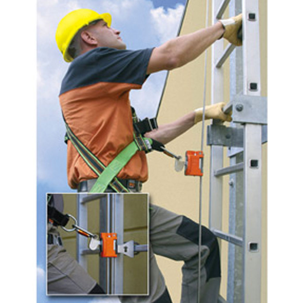 Fall Protection Miller Vi Go Ladder Climbing Safety Systems